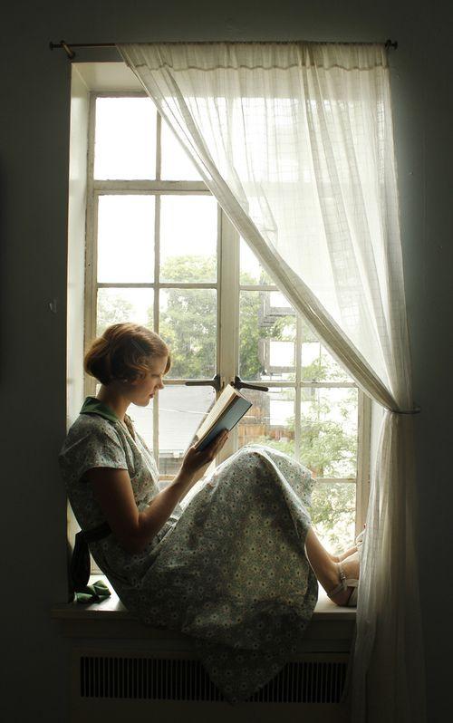 Writing: morning light